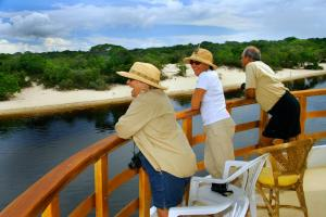 Cabin on Boat (3 nights) - Rio Negro River