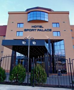 Photo of Hotel Sport Palace