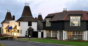 The Thorpeness Hotel in Thorpeness, Suffolk, England