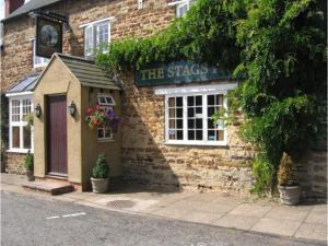 The Stags Head in Maidwell, Northamptonshire, England