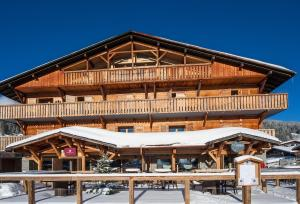 Chamois d'Or Hotel & Spa Les Gets