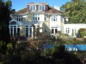 Burwood House in Camberley, Surrey, England