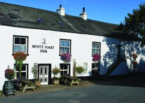 White Hart Inn in Bouth, Cumbria, England