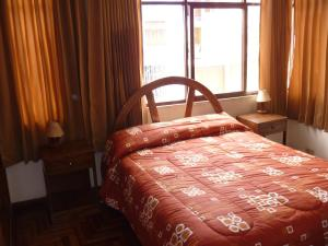 Double Room with Private Bathroom - 1 bed