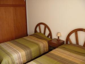 Twin Room with Shared Bathroom - 2 beds