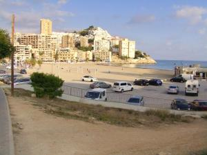 Cala Alta, Apartments  Cala de Finestrat - big - 71