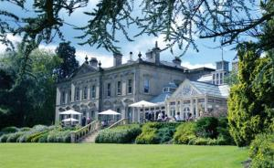 Kilworth House Hotel and Theatre in Lutterworth, Leicestershire, England