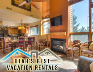 Red Pine Condo By Utah's Best Vacation Rentals