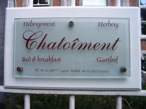 Hébergement Chatoîment, Hotels  Spa - big - 52