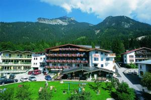Hotel-Pension Rotspitz: hotels Maurach - Pensionhotel - Hotels