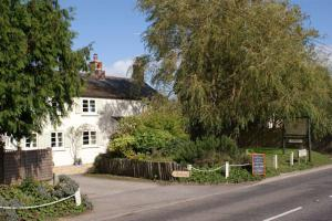 The Willows in Shillingstone, Dorset, England