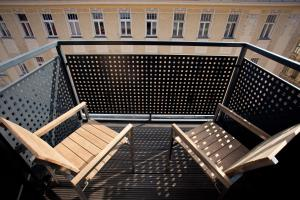 Suite en Appartement de Grand Standing avec Balcon