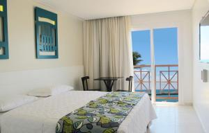 Double or Twin Room with Frontal Sea View