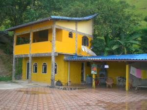 Hôtel proche : Hostel Backpacker Angra dos Reis