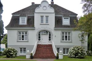 Villa Friedericia, Appartement Im Hochparterre