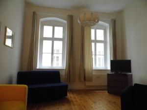 Comfortable Maisonette Apartment Berlin Mitte
