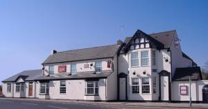 The Hare & Five Hounds Hotel in West Bromwich, West Midlands, England