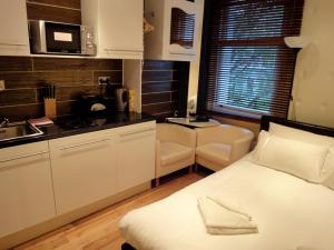 Dylan Apartments Earls Court in London, Greater London, England