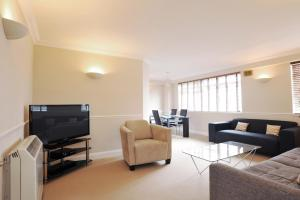 London apartments, Mayfair area in London, Greater London, England