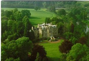 Tillmouth Park Country House Hotel in Duddo, Northumberland, England