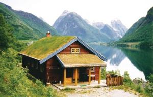 Photo of Holiday Home Fjærland Hamrum Gard