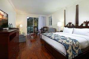 King or Double Room with Lake View