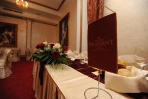 Premier Prezident Hotel and Spa, Hotels  Sremski Karlovci - big - 56
