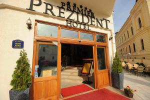 Premier Prezident Hotel and Spa, Hotels  Sremski Karlovci - big - 58
