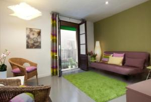 Lodging Apartments Ramblas Barcelone