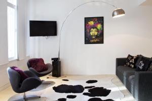 Apartamento Uber London Soho Loft, Londres