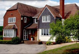 Ashborough's Farmhouse B&B in Bromsgrove, Worcestershire, England