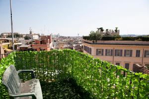 Experience Roma Terrace - Spagna District - abcRoma.com