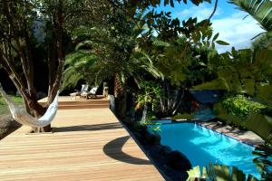 Deluxe One-Bedroom House with Private Pool