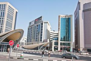 Regal Plaza Hotel, Hotely  Dubaj - big - 12