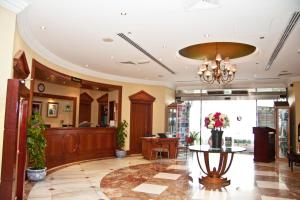 Regal Plaza Hotel, Hotely  Dubaj - big - 27