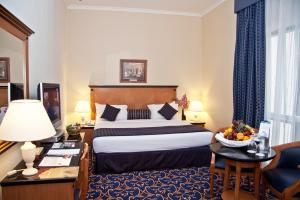 Regal Plaza Hotel, Hotely  Dubaj - big - 49