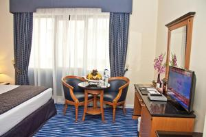 Regal Plaza Hotel, Hotely  Dubaj - big - 45