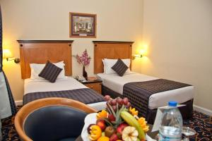 Regal Plaza Hotel, Hotely  Dubaj - big - 10