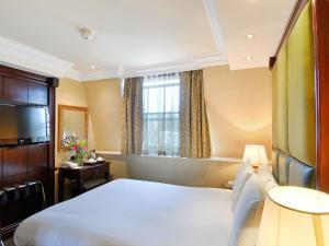 Shaftesbury Hyde Park International: Indkvartering pa hoteller London – Pensionhotel - Hoteller