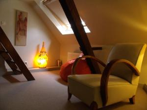 Garden in the city, Apartmány  Gent - big - 14