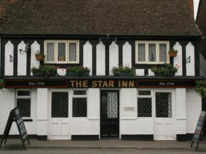 The Star Inn in Edenbridge, Kent, England