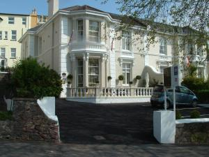 Walnut Lodge in Torquay, Devon, England