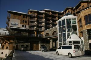 Chalet des Neiges Koh-i Nor - Apartment - Val Thorens - Exterior - Winter