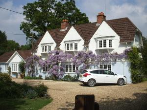 Wayside Cottage in Burley, Hampshire, England