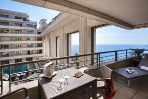 Suite con vistas al mar