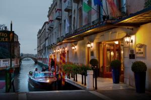 Baglioni Hotel Luna - The Leading Hotels of the World Benátky - Pensionhotel - Hotely