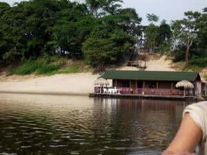 Hôtel proche : Amazon Arowana Lodge