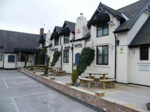 Chatterley House Hotel in Cossall, Nottinghamshire, England