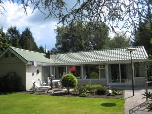 Holiday Home Bungalow De Veluwe Nijkerk
