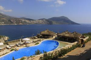 Likya Residence Hotel & Spa - Adults Only, Szállodák  Kalkan - big - 44